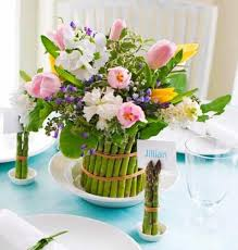 25 home decorating ideas blending colorful flowers and