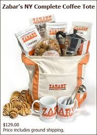zabar s gift basket 31 best zabar s coffee images on cheese nyc and
