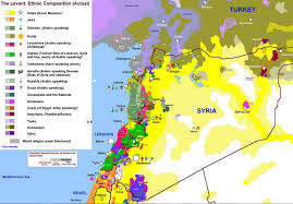 Palmyra Syria Map by Syrian Civil War 101 The Unz Review