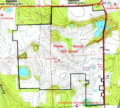 Map Florida Counties by Praise Ranch Topographical Map 953 Acres For Sale Near