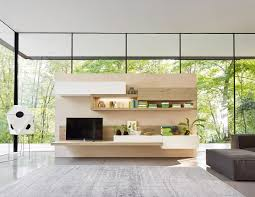 Heimkino Wohnzimmer Beleuchtung Die Moderne Wohnwand Von Livitalia Mit Indirekter Beleuchtung