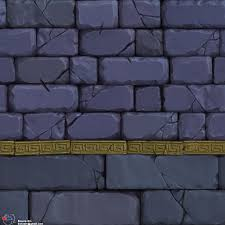 Brick Texture Paint - hand painted textures models practice polycount forum hand
