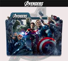 avengers age of ultron 2015 wallpapers avengers age of ultron 2015 folder icon by sonerbyzt on deviantart