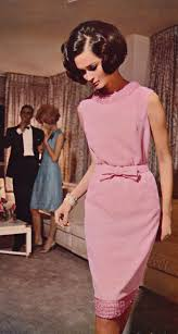 1965 cocktail party fashion the happy housewife pinterest