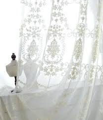 Lace Trim Curtains Curtains With Lace Trim Best Sheer Curtains Ideas On Curtain Ideas
