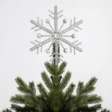 christmas tree toppers christmas tree toppers and tree trimmings world market