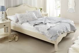 florence french style wooden bed frame 399 00 home decor