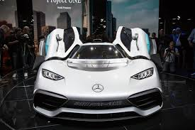 mercedes amg project one formula 1 power in a road car