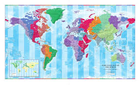 Us Map Of Time Zones by World Map Time Zones 1 30 Mio Political World Maps World Maps