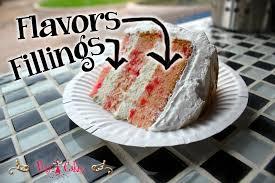 cake flavors u2013 pixy cakes