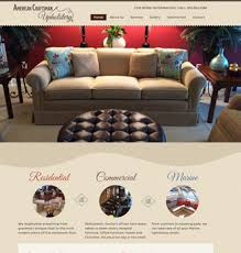 American Upholstery Web Design Development Avid Design Group Llc