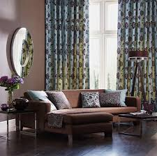 Brown Sofa Throw 53 Living Rooms With Curtains And Drapes Eclectic Variety