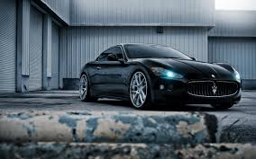 maserati granturismo blacked out fantastic gran turismo wallpaper 45592 2560x1600 px hdwallsource com
