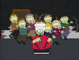 the complete guide to south park parodies and references