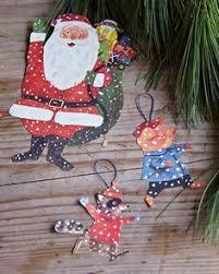 old christmas cards make a holiday collage diy christmas