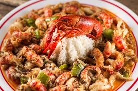 cajun cuisine crawfish étouffée cooked the fashioned way is a cajun