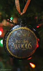 disney s into the woods diy ornament