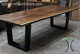 Custom Boardroom Tables Live Edge Wood Slab Conference Room Tables And Desk Tops