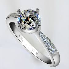 make engagement rings images 1 carat pure 750 gold heart shape remarkable synthetic diamonds jpg