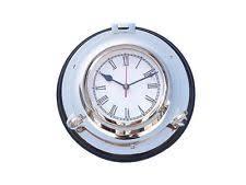 Nautical Desk Clock Unbranded Nautical Desk Mantel U0026 Shelf Clocks Ebay