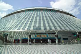 tokyo dome openbuildings