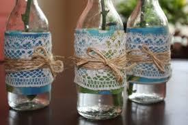 Diy Wine Bottle Vases Diy Vintage Flower Vases Kristen Mcashan
