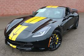 pics chevrolet offers yellow length stripe for 2016