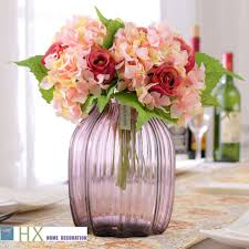 Flower Home Decoration by Online Get Cheap Love Flower Gift Aliexpress Com Alibaba Group