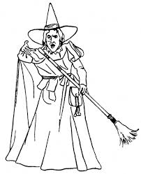 download coloring pages halloween witches coloring pages