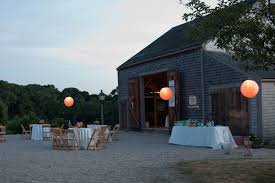 Affordable Wedding Venues In Ma Bourne Farm In Cape Cod The Casual Gourmet