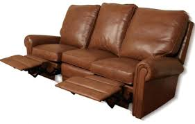 Leather Chesterfield Sofas For Sale by Prominent Figure Leather Sectional Pull Out Sofa Fearsome White