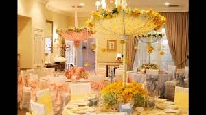 tea party home baby shower decorations ideas youtube