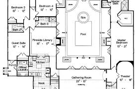 small luxury homes floor plans small luxury house plans one story homes modern floor