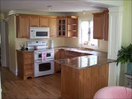 kitchen oak wood kitchen cabinets shaker style cabinet doors oak