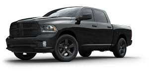ram unveils new big horn black sport hd packages for 2018