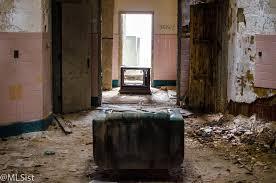 abandoned places near me inside the abandoned forest haven insane asylum near washington