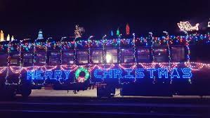 christmas lights train ride delaware s santa claus express train is a magical experience