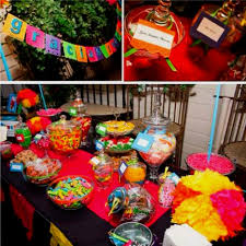 Mexican Themed Decorations 10 Best Mexican Party Decorations Images On Pinterest Luau Party