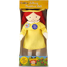 take a trip to with madeline soft talking madeline doll