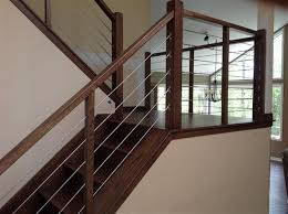 Metal Stair Rails And Banisters 14 Best Cable Railing Images On Pinterest Deck Railings Railing