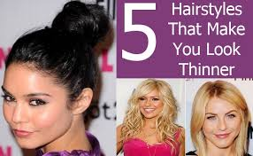 hairstyles that thin your face formal hairstyles for hairstyles to make face look thinner long
