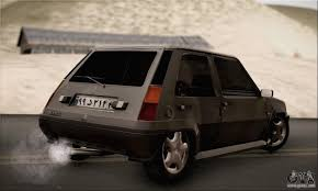 renault phoenix renault 5 for gta san andreas