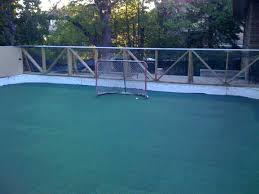 How To Make An Ice Rink In Your Backyard Refrigerated Backyard Ice Rinks