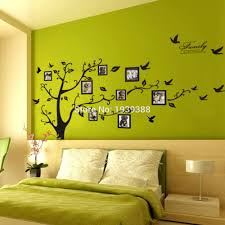 popular extra large tree wall decals buy cheap extra large black photo frame tree wall sticker home decorations family decals