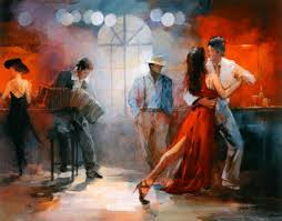 tango argentino by willem haenraets love the colors i could do