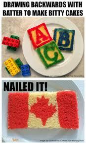 Flag Cakes Canadian Flag Cake Nailed It Craftfail