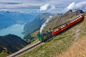 trains in switzerland swiss alps rail tours and travel