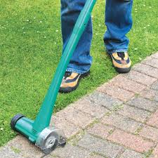 Gardenline Patio Path Cleaner Electric Patio Clearing Brush Garden Coopers Of Stortford