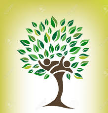 friends tree logo royalty free cliparts vectors and stock