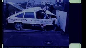 hatchback cars 1980s chevrolet citation 1980 frontal crash test nhtsa crashnet1